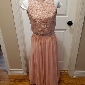 Fancy party dress girls size 16